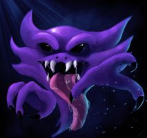 Haunter by Dragonborn91
