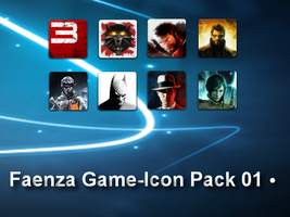 Faenza Game icon by Masgter