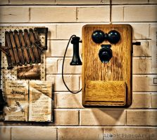 Please Call. by AbbottPhotoArt