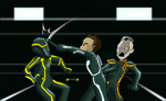 Tron: ur doin it wrong by Maiden-Chynna