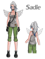 One Piece Profile: Sadie by zoro4me3