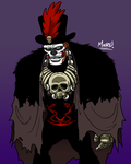 Heads Up 141 - Papa Shango by SeanRM