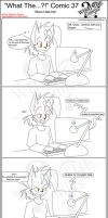 'What The' Comic 37 by TomBoy-Comics