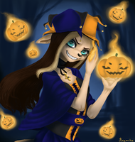 though Halloween has passed... by Brymcha