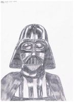 darth vader by willem-the-drawer