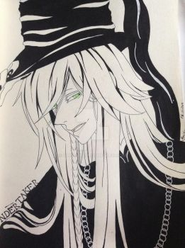 The undertaker by chelax3