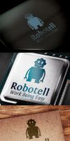 Robotell by k0z3y