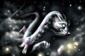 Falcor by BustedFluxcapacitor