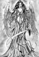 friend of the angel... by BibianaX