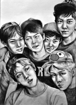 EXO by TheCorinna