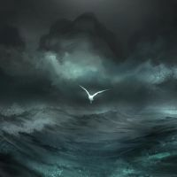 Stormy oceans by YoBarte