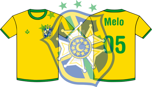 Brazilian DeMolay's Team! by meloland