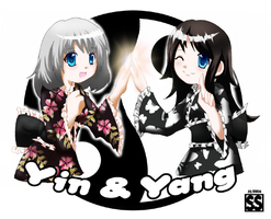 - Yin and Yang - by Sakura-Star