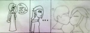 REQUEST: Rosalina's pregnant? PG 3 by WhizzPop