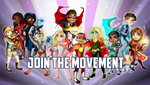 Join the Movement! by MissAudi
