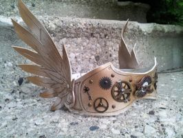 Winged Circlet with gears by Jedi-With-Wings