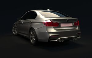 BMW M3 by Viperster