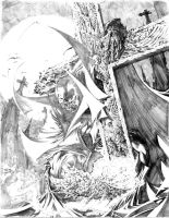 Spawn commision by butones