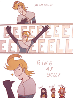 Ring my bell! by Minalice