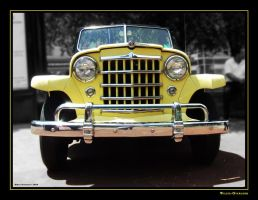 WO Jeepster by yankeedog