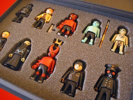 Hellboy Playmobil - Box by JakobWestman