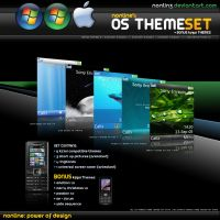 OS THEME SET by nonlin3