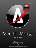 Android: Astro File Manager by bharathp666