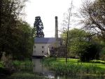 Mill from the rear by fllaba