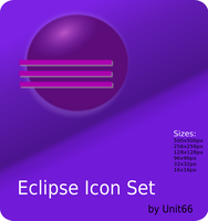Eclipse Icon by Unit66