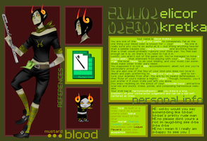 Elicor Ref Sheet by Indigo-Lune