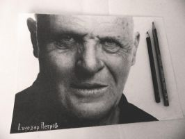 Anthony Hopkins by live-your-dreamss