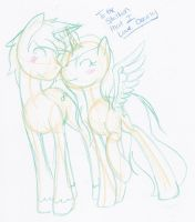 To My Perfect stallion by lupie1324