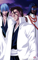 Aizen team!!! by iNFERNo2446