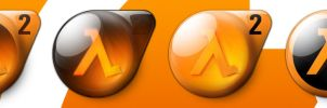 HL2 icons by fluxcreations
