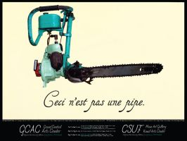 Ceci n'est pas une pipe II by dichotomies