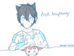 NEW TUMBLR ASK ACC by Kamrycookie