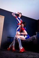westward bound union jack dresses 02 by GuldorPhotography