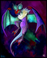 Noivern by bluedemon00