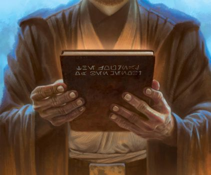 Journals of Ben Kenobi:Star Wars-Force and Destiny by jubjubjedi