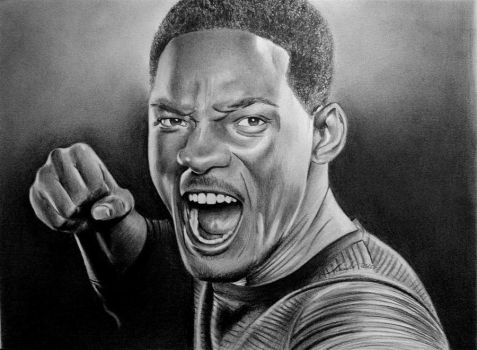 Will Smith by sandritta88