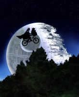 Darth Vader Phone Home by vokaris