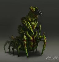 BUG concept by artfx-9