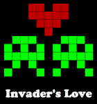 Invader's Love by Maleiva
