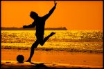Beach Soccer I by waiaung