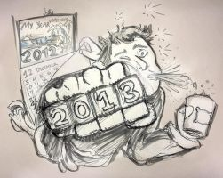 2013 by fan4battle