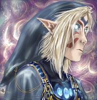 +Fierce Deity Link+ by bishopfaust