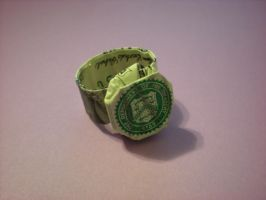 Round Dollar Ring by Cahoonas
