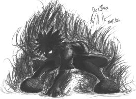 Sora Dark Form by KMAH