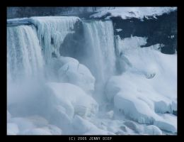 Water Fall I by japanjd75