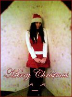Merry christmas to all :D by Thara-Wood